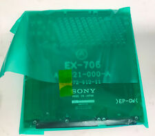 Sony MOUNTED C. BOARD EX-706, A-8321-000-A