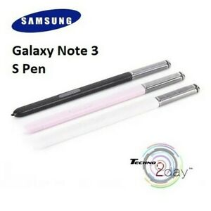 Official Samsung Galaxy Note 3 Stylus S Pen Black, White, Red, & Pink GH98-28494