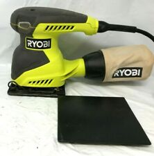 Ryobi S652DGK 1/4 Sheet Finish Sander Kit R956