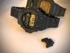 Resin combi watch band LINK- Casio G-SHOCK GW-M5600 5610 6900 composite bracelet