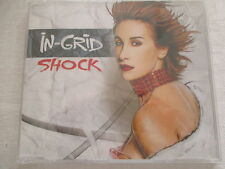 In-Grid-SHOCK-MAXI - SINGLE CD NUOVO & OVP NEW & SEALED (4 Tracks)