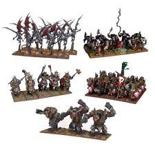 Kings of War Abyssal Dwarf Army - Mantic Games