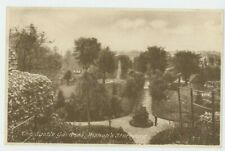 Bishops Stortford, The Castle Grounds, H. Copley Postcard, B970