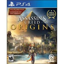 Assassin's Creed Origins Day 1 Edition PlayStation 4 (PS4) W