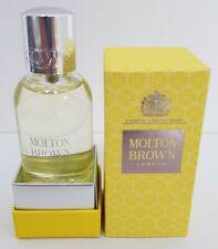 ORIGINAL MOLTON BROWN PERFUME ORANGE & BERGAMOT EAU DE TOILETTE 50ML PART USED