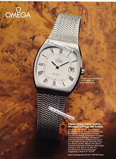 Omega-DeVille-Quartz-1977-Reklame-Werbung-genuine Advertising-nl-Versandhandel