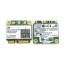 Intel Centrino Ultimate-N 6300 mini pci-e wireless Card 633ANHMW 802.11 A/B/G/N