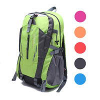 35L Outdoor Hiking Camping Waterproof Nylon Travel Luggage Rucksack Backpack Bag