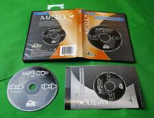 MP3 CD Audio Player Disc • Sega Dreamcast System/Console by Pelican *CIB*