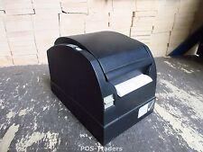 Fujitsu FP-410 USB stampante di biglietti NERO Black Ticket Printer POS INCL PSU