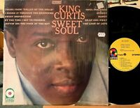 King Curtis Sweet Soul Vinyl LP ATCO SD 33-247 Soul Serenade Shrink Wrap VG+