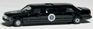 Daron Presidential Limousine diecast Car model toy 1/64 scale New in Box