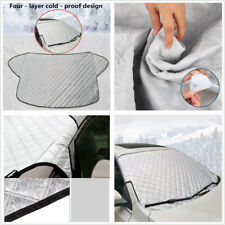 150cm*100cm Car SUV Front Rear Windshield Snow Cover Frost Sun Shade Waterproof