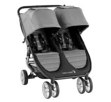 New ListingBaby Jogger 2020 City Mini 2 Double Stroller - Slate - New! Free Shipping!