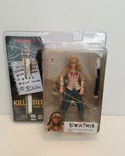 Neca Kill Bill Vol. 2 Beatrix kiddo  Action Figure New In Package