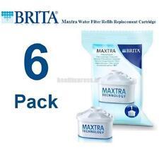 6 PACK BRITA Maxtra Water Filter Refills Replacement Cartridge Marella Genuine