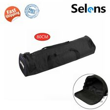 """Selens 31""""/80CM Padded Carrying Bag for Light Stands, Boom Stand and Tripod"""