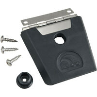 IGLOO Replacement Hybrid Cooler Latch - Black/Stainless Steel