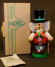 "Ulbricht German Wooden Nutcracker Smoker ""SchwarzwÄLder� 1 360 New"