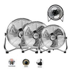 Bodenventilator 50cm Windmaschine Lüfter Standventilator leise Tisch Ventilator
