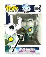 funko pop #504 Ludo Avarius Disney Star vs the forces of evil Vinyl Figure