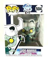 funko pop #504 Ludo Avarius Disney Star vs the forces of evil Vinyl Figure
