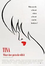 Whats Love Got To Do With It Movie Poster 24Inx36In Poster