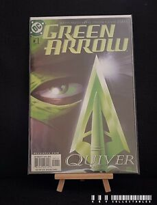 DC Green Arrow Issue 1 (2001) Bagged & Boarded