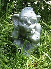 LATEX MOULD MOULDS MOLD.    LARGE GARGOYLE WITH  HANDS ON FACE