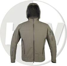SOFTAIR EMERSON Large Soft Shell antivento giacca OD VERDE