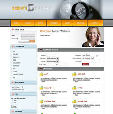 Software Scripts Directory Website Google Adsense Make Money From Home