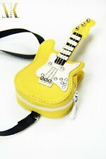 SK Couture YELLOW GUITAR HAND BAG for BLYTHE, LATI YELLOW, PULLIP,   Mint, New