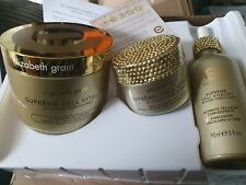 Elizabeth Grant SUPREME CELL VITALITY 24hr Supersize 3 SET Anti Aging Cream LOT