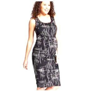ISABEL INGRID maternity dress Sz Large Very Comfort RH100174