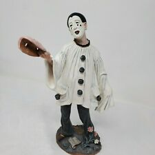 Duncan Royale Clown Statue History of Clown Pierrot Limited Edition #09333
