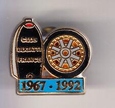 RARE PINS PIN'S .. AUTO CAR RALLYE BUGATTI CLUB FRANCE OR DORE ARTHUS B. 1992~CJ