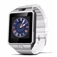 NEW W-09 1.54'Touch Screen Unlock Quad band SIM Card Bluetooth Watch Cell phone