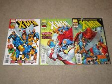 Astonishing X-Men #1,2,3 Set FN- 5.5 1999 Marvel See My Store