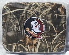 Wise Fla State Fsu 45 Qt Max4 Camo Cooler Cushion Fit Yeti / Premium Cooler