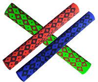 Anti Slip Non Slip Cricket Grips Bat Handle Rubber Grip in Various Colours