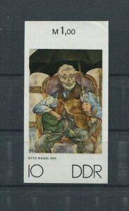 DDR PH 1607 KUNSTWOCHE 1970 PHASENDRUCK ENDPHASE NICHT IM MICHEL !! p181