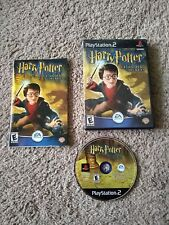 Harry Potter and the Chamber of Secrets Sony PlayStation 2 PS2 COMPLETE