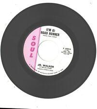 JR. WALKER/ALL STARS--7'-45--(I'M A ROAD RUNNER)---VG+