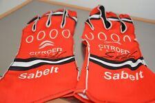 WRC GANTS SABELT CITROEN REPLICAS DE SEBASTIEN LOEB SIGNE