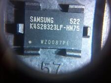 SAMSUNG P/N: K4S28323LF-HN75, 9 PCS LOT, IC,SDRAM,4X1MX32,CMOS,BGA,90PIN,PLASTIC