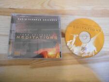 CD Jazz David Liebman Ensemble - Meditations (6 Song) ARKADIA -cut out-