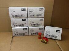 3/8 FF-B Parker NEW In Box Brass Pipe Nipple Fitting  6-6 MHN-B 38FFB 66MHNB