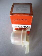 Lots of 3 Pro Gauge Fuel Filter Fit Subaru (G3703)