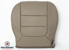 2003 Ford F150 Lariat Flare Step Side -Driver Side Bottom Leather Seat Cover TAN
