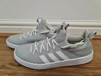 Adidas cloudfoam grey kids uk size 5 Ex displayed no box New
